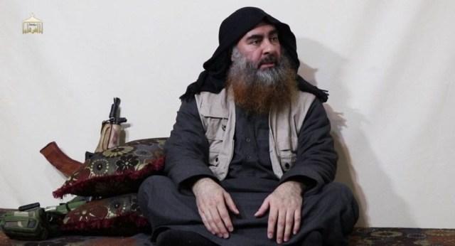 Επανεμφανίστηκε ο αλ Μπαγκντάντι- Προπαγανδιστικό βίντεο του ΙΚ