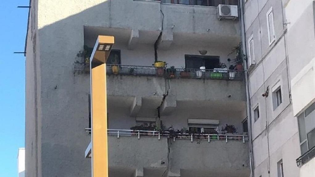 Διπλός ισχυρός σεισμός στην Αλβανία-Τραυματίες και υλικές ζημιές- Αισθητός στην Ελλάδα (video)