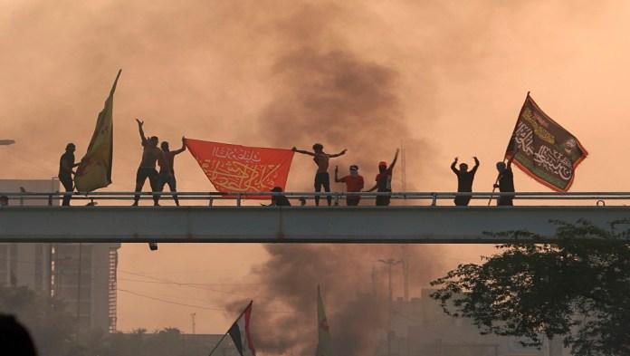 Νέες αιματηρές αντικυβερνητικές διαδηλώσεις στο Ιράκ