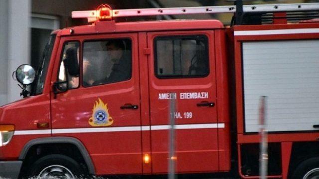 Υπό έλεγχο πυρκαγιά στο οικοτροφείο της Σχολής Τυφλών στη Θεσσαλονίκη