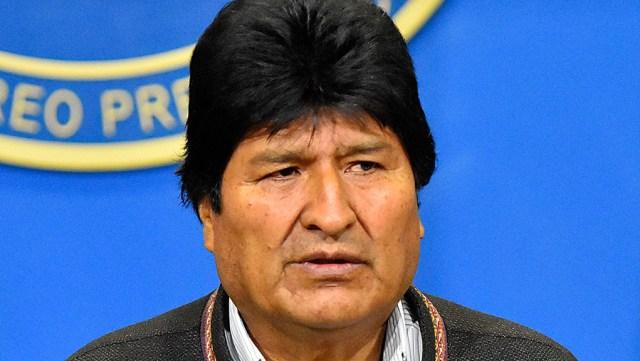 Βολιβία: Ο πρόεδρος Μοράλες ανακοίνωσε την παραίτησή του