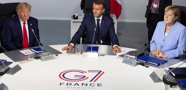Απογοητεύουν τον Τραμπ οι Γερμανοί κλείνοντας την πόρτα των G7 στον Πούτιν