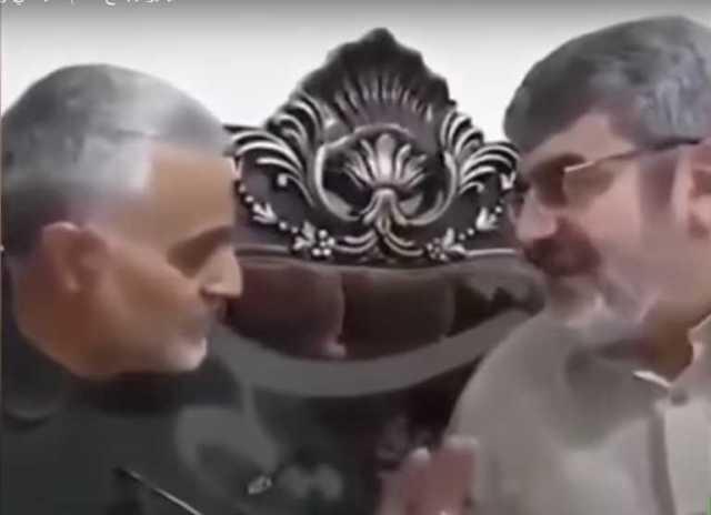 Σπάνιο ντοκουμέντο: Βίντεο του Ιρανού πυρηνικού επιστήμονα με τον Σουλεϊμανί που σκότωσαν οι ΗΠΑ