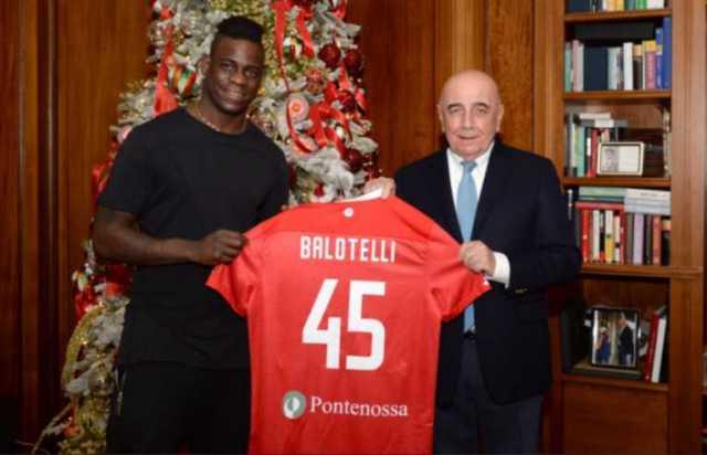 Υπέγραψε στην ομάδα του Μπερλουσκόνι ο Μπαλοτέλι (pics)