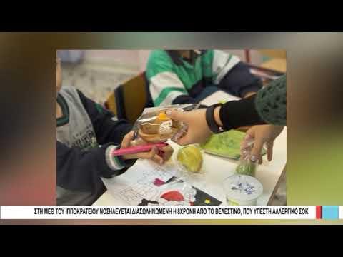 Βόλος Στη ΜΕΘ του Ιπποκράτειου νοσηλεύεται διασωληνωμένη η 8χρονη από το Βελεστίνο 260121