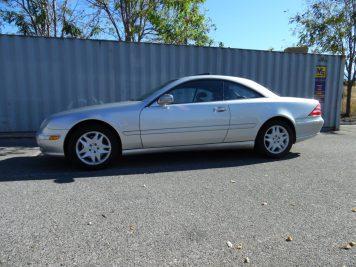 2001 Mercedes