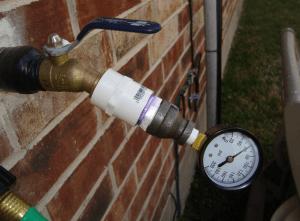 Фото: Давление в водопроводных трубах в квартире