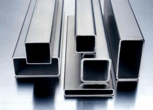 Фото: зеркальные профильные трубы нержавеющий стали