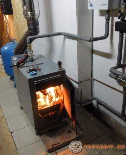 Отопление в своем доме своими руками видео 5