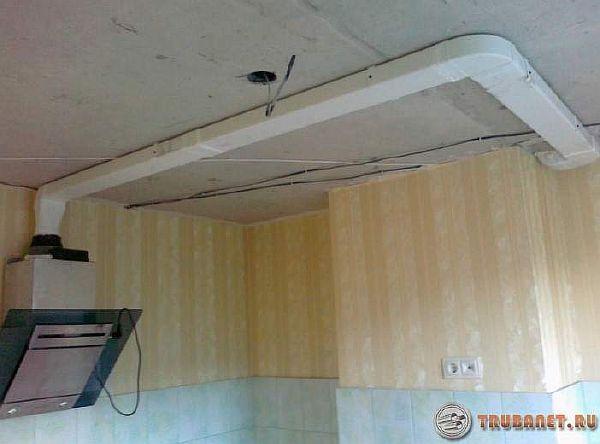 плоские воздуховоды для вентиляции