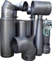 фото: Трубы для вентиляции пластиковые: размеры