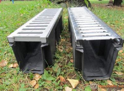фото: Ливневые канализационные трассы