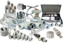 фото: пластиковые трубопрокаты для отопления