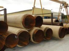 Фото: Пенополимерминеральная ппм теплоизоляция стальных труб