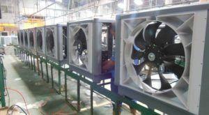 фото: Виды вентиляторов для кухонных вытяжных систем