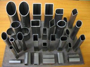 Фото - пример исполнения профильных стальных труб