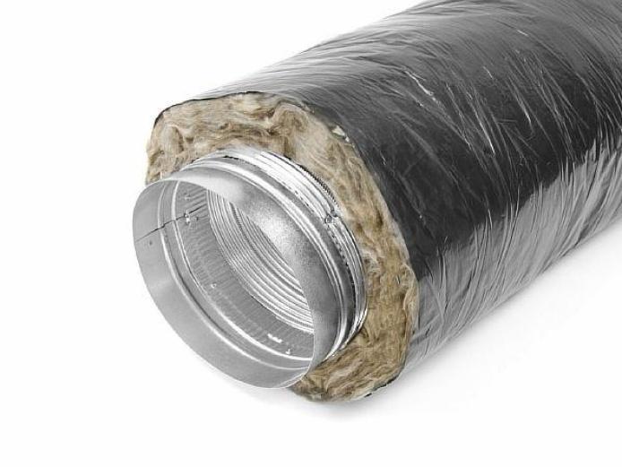 Фото - утепление гофротрубы из нержавейки базальтовой ватой может выполнено своими руками