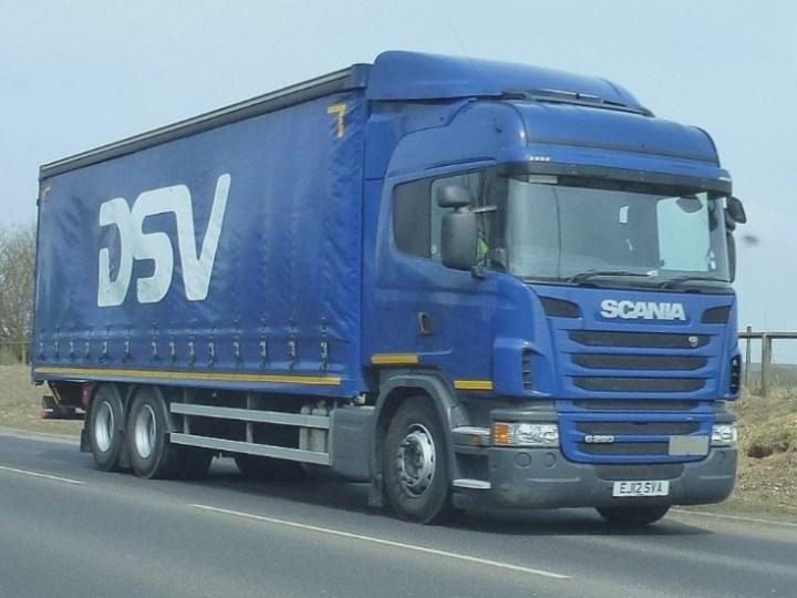Truck Photos Scania G280 3axle Rigid Curtainsider