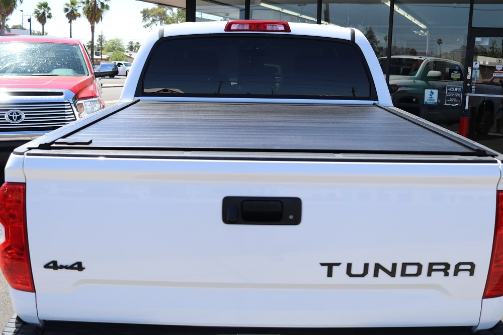 Toyota Tundra Tonneau Covers Truck Access Plus