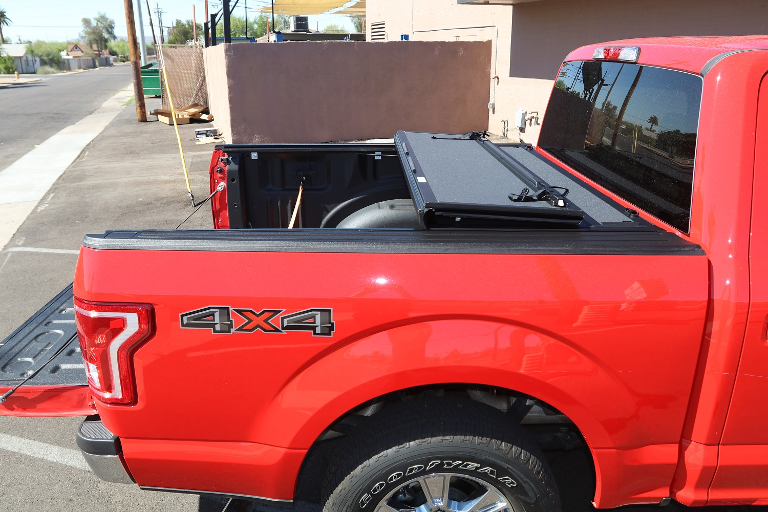 Bakflip Mx4 448329 2015 2019 Ford F 150 5 5 Bed Truck