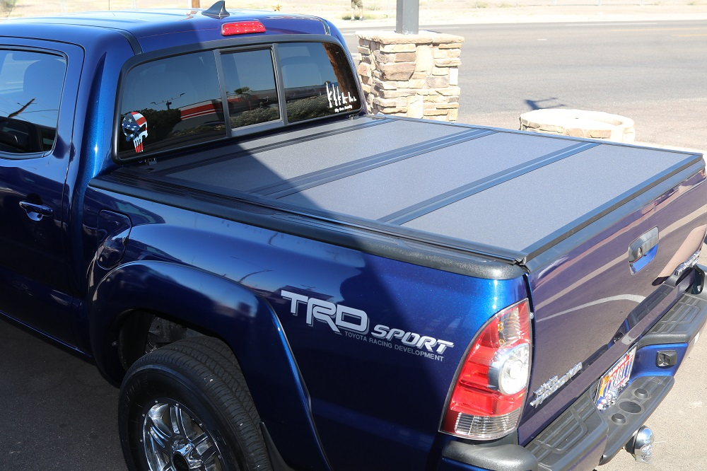 Bakflip Mx4 448407 2005 2015 Toyota Tacoma 6 Bed Hard