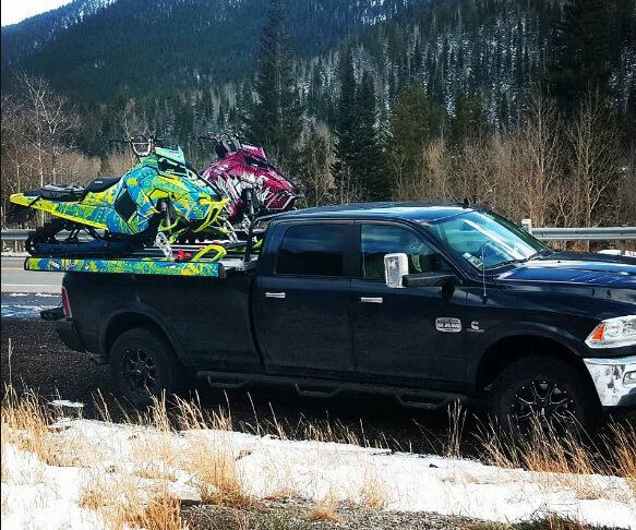 truckboss decks snowmobile sled decks