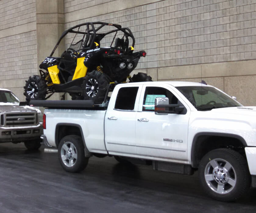 truckboss decks utv deck