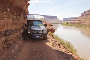 Colorado River Cliff Driving 4x6 3091