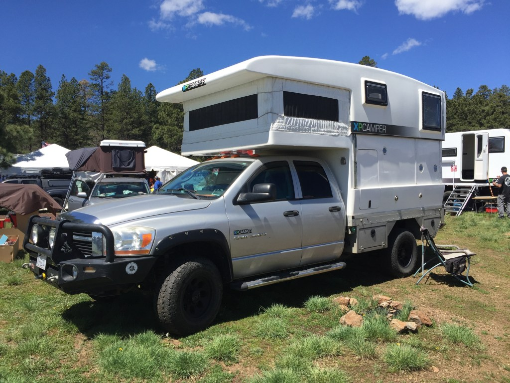 XP Campers - Truck Camper Adventure