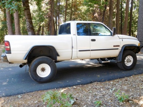 Jefe's Ram 2500 with Cooper Tires