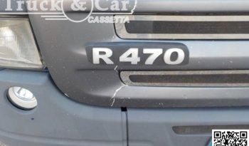 RIF. 231 SCANIA R 470 – TRATTORE STRADALE – PEZZI DI RICAMBIO -2005 completo