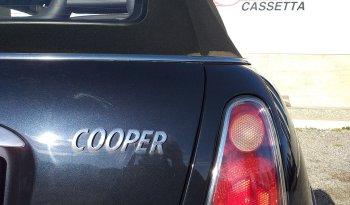 RIF.195 – MINI COOPER – 1.6 CABRIO – ANNO 2008 completo