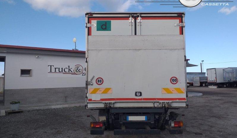 RIF.507 – RENAULT TRUCKS – FURGONE ISOTERMICO CON GRUPPO FRIGO E SPONDA CARICATRICE – 2005 completo