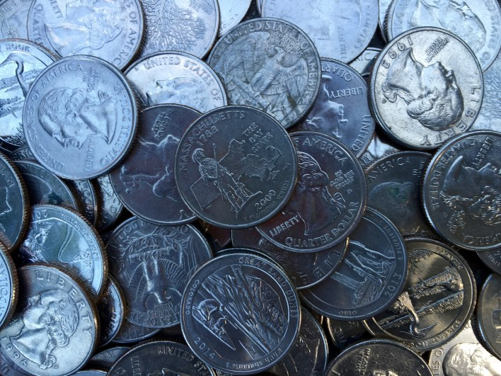 Heads or tails? Did you collect the state coins?