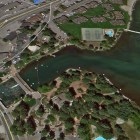 Google Earth Image from June 2011 Truckee River at Lake Tahoe