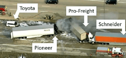 NTSB major truck crash