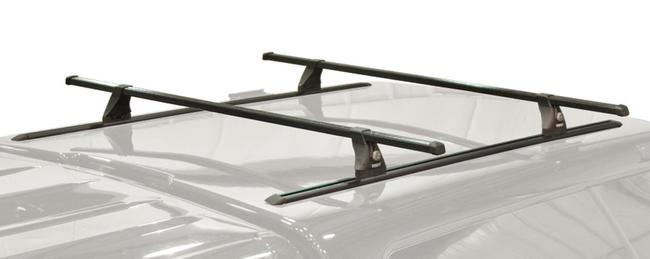new thule rapid tracker ii truck topper roof rack with locks