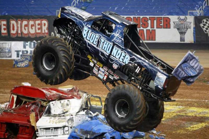 more photos and pictures of monster trucks pictures of virginia giant
