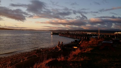 Port Townsend, WA, waterfront.