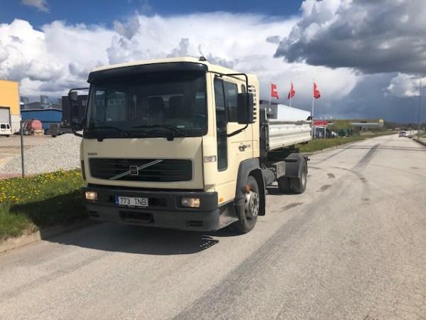 Volvo FL6 Tipper 4x2