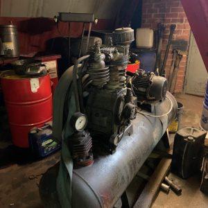 Kompressor. Vajab uut mootorit!!!