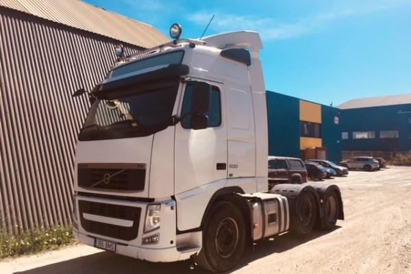 Volvo FH 500 6x2 Hydro+Silocompressor GHH 700