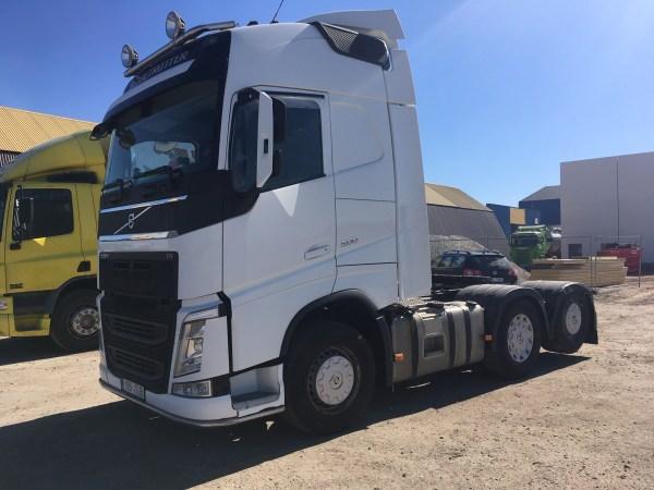 Volvo FH 500 6x2 Hydraulic Euro 6