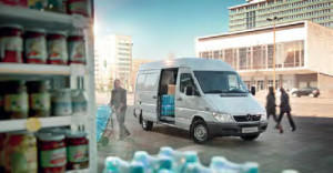 The new Mercedes-Benz Sprinter