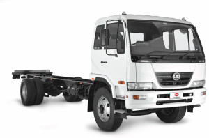The new UD90 ATM model has been added to an already extensive UD Trucks line-up.