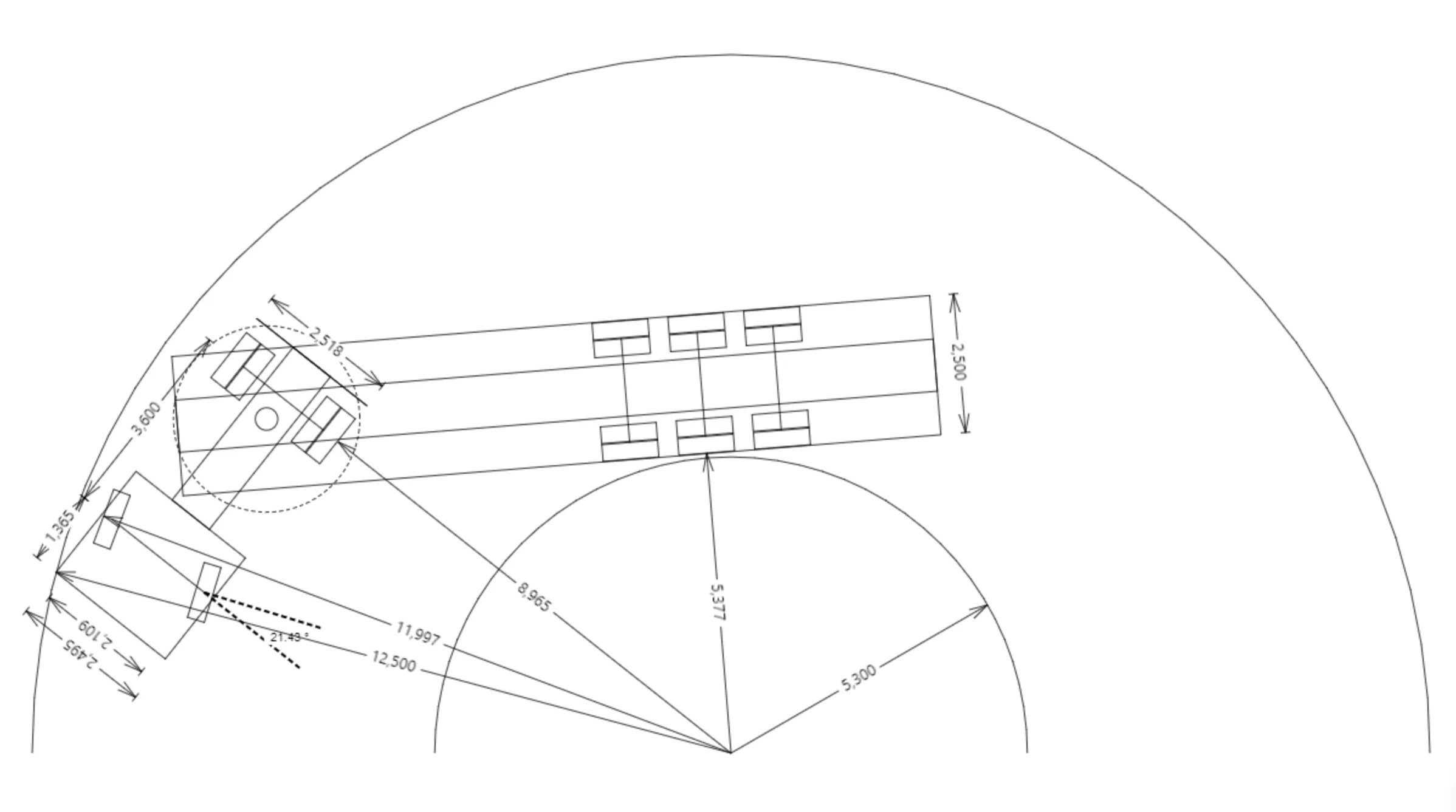 Vehicle Turning Radius Calculation Pictures To Pin On