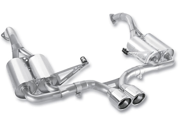 5 top rated performance exhaust system