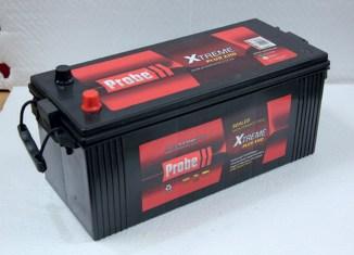 probe battery
