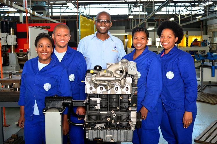 VWSA to with Eastern cape
