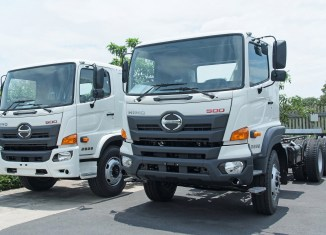 New Hino 500 Trucks Now In Local Production